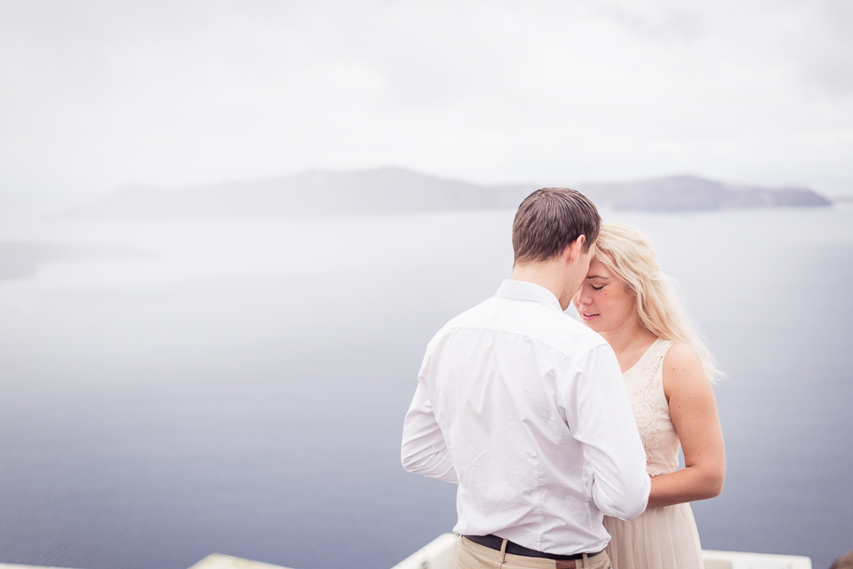 Wedding photographer Santorini Grekland