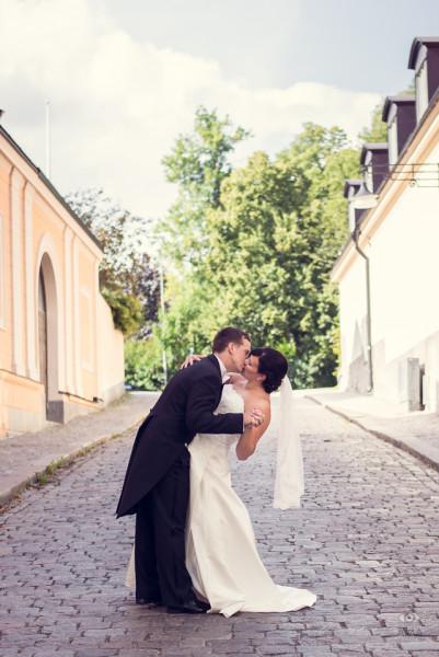 Foto bröllop Villa Anna Uppsala